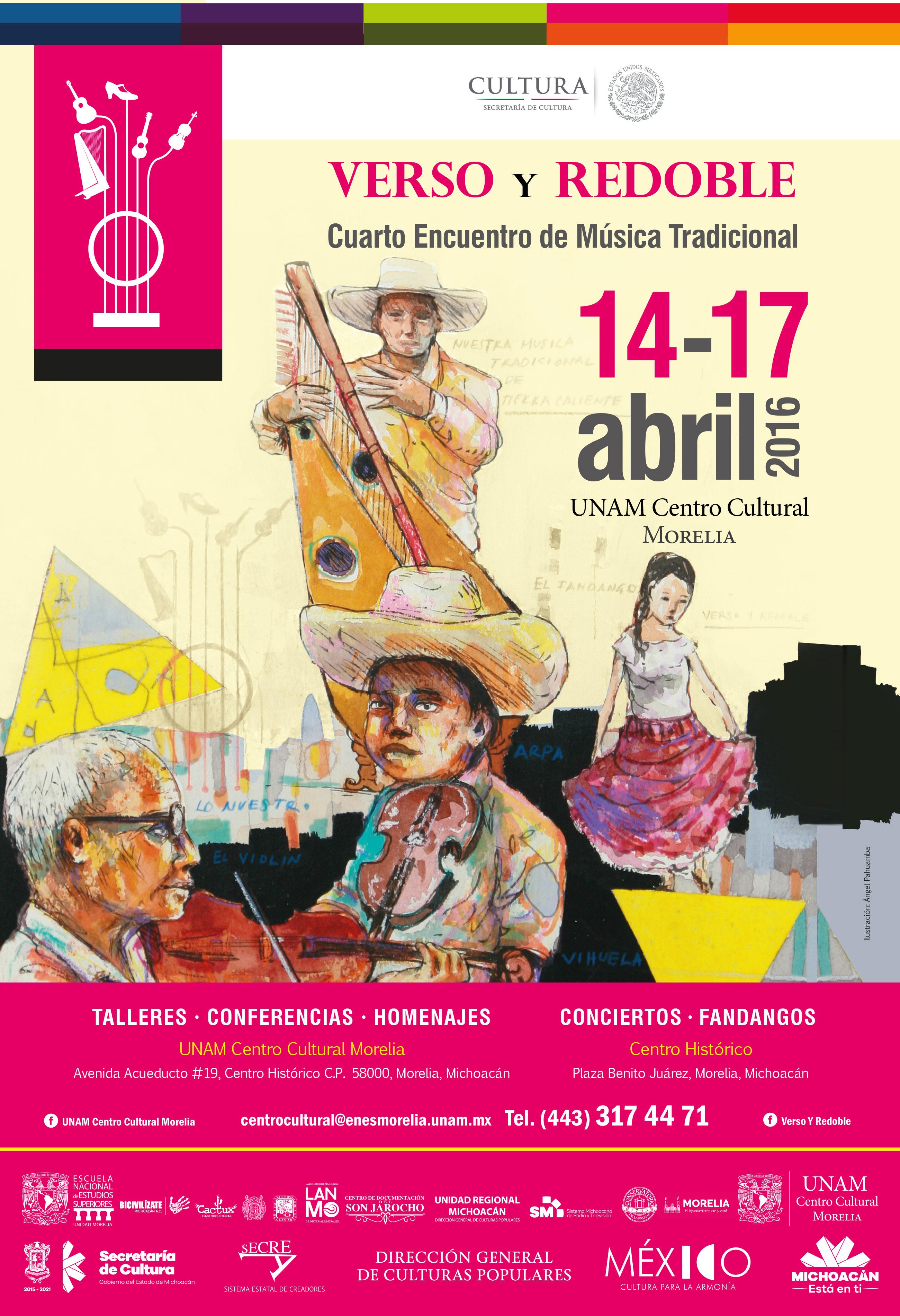 Cultura   Programación del Cuarto Encuentro de Música Tradicional ...
